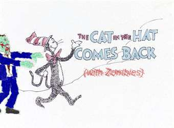 The Cat in the Hat with Zombies
