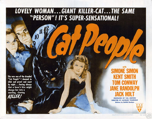 Cat People 1942.