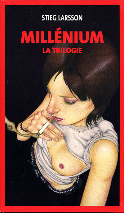 The Girl with the Dragon Tattoo - France